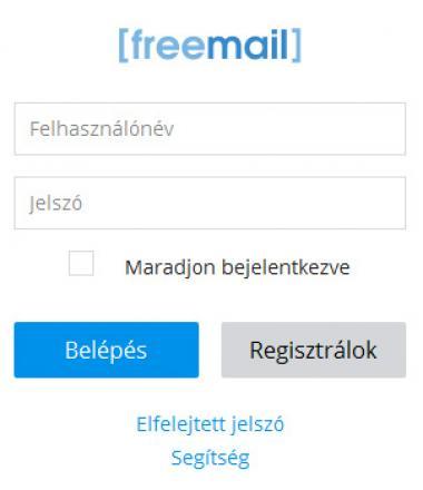 Freemail belépés 2017
