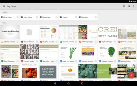 Fotók a Google Drive-ban
