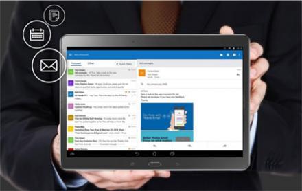 Outlook frissítések iOS-re és Androidra