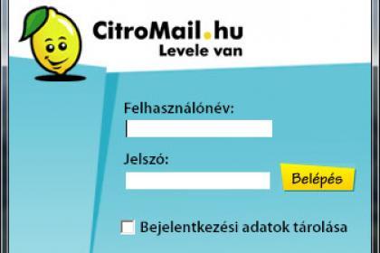 Citromail Citro Ticker