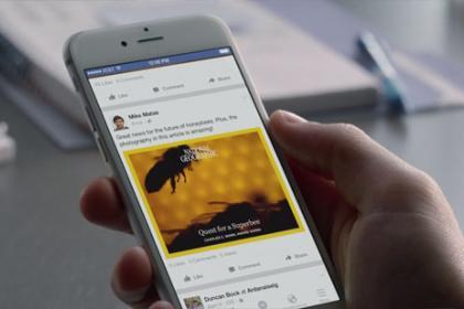 Facebook cikkek betöltése a hírfolyamba