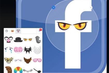 Facebook matrica felhelyezés útmutató