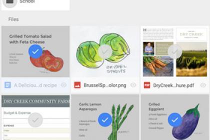 Google Drive új Drag and Drop funkció